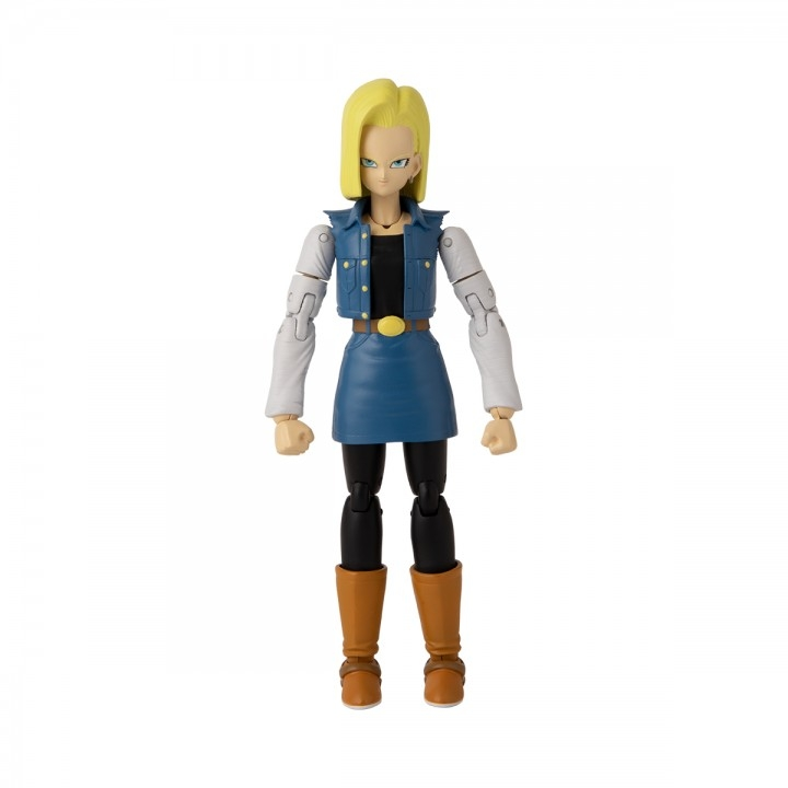 Dragon Ball Stars Android 18 Action Figure-15614