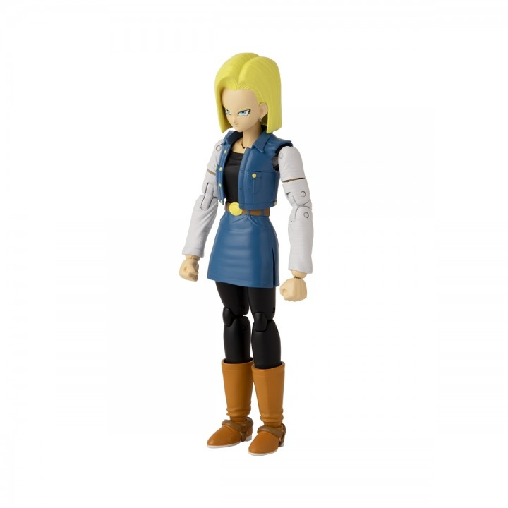 Dragon Ball Stars Android 18 Action Figure-15612