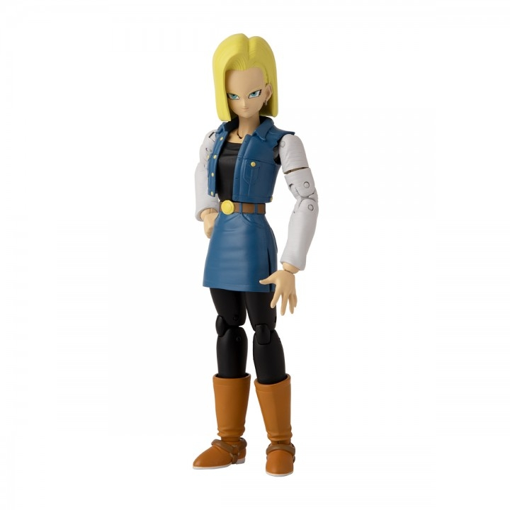 Dragon Ball Stars Android 18 Action Figure-15616