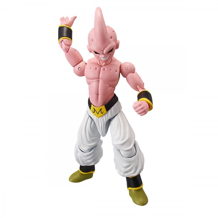 Dragon Ball Stars Majin Bu Final Form Action Figure -15610
