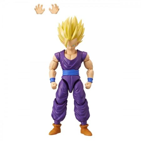 Dragon Ball Stars Super Saiyan 2 Gohan Action Figure-0