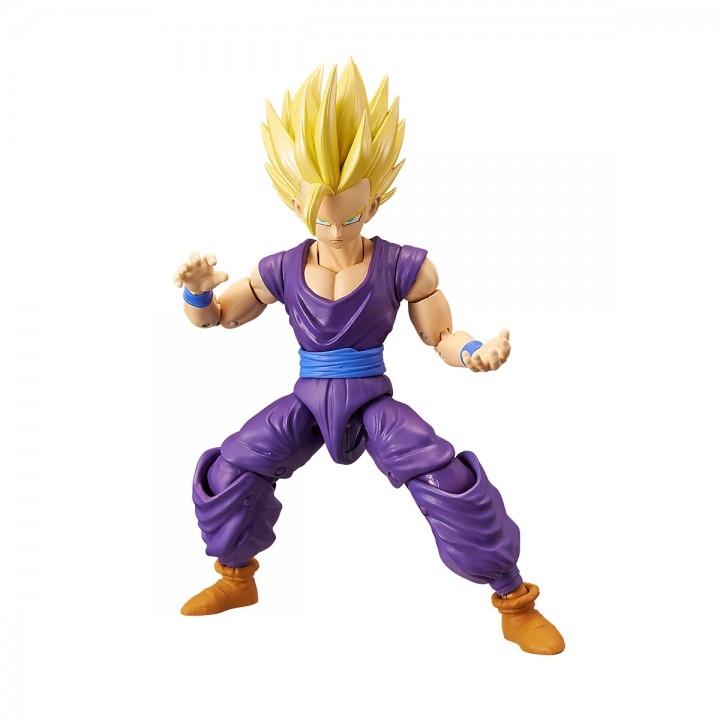Dragon Ball Stars Super Saiyan 2 Gohan Action Figure-15604
