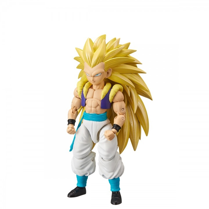 Dragon Ball Stars Super Saiyan 3 Gotenks Action Figure-15619