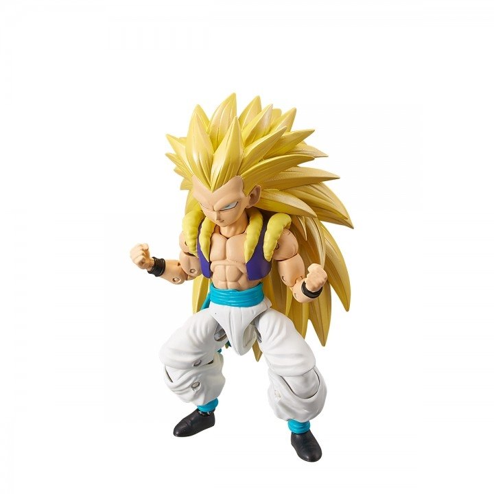 Dragon Ball Stars Super Saiyan 3 Gotenks Action Figure-15618