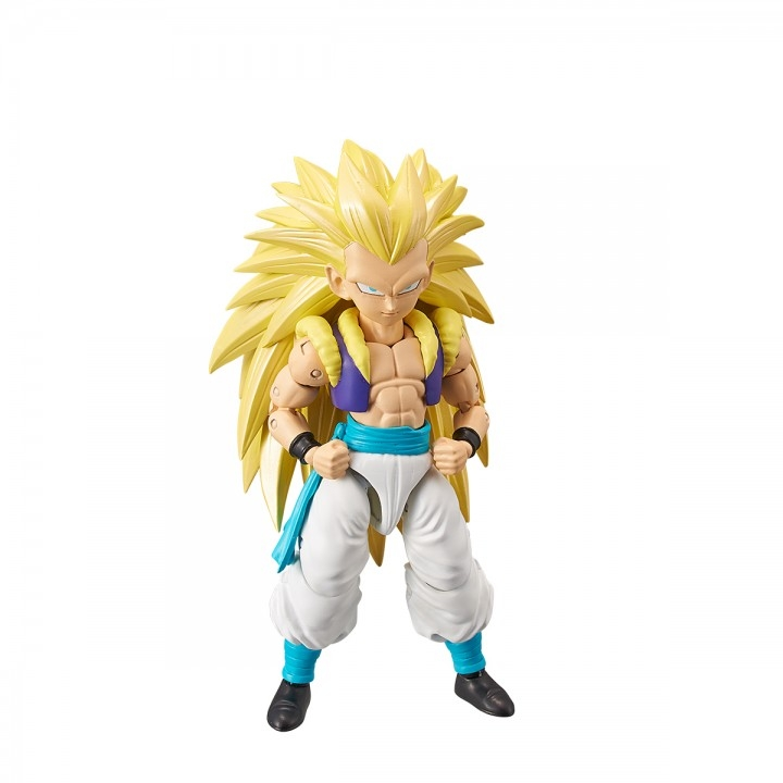 Dragon Ball Stars Super Saiyan 3 Gotenks Action Figure-15620