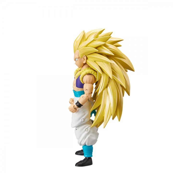 Dragon Ball Stars Super Saiyan 3 Gotenks Action Figure-15621