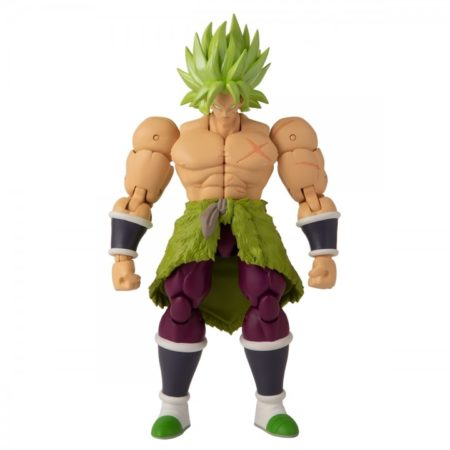 Dragon Ball Stars Broly Action Figure-0