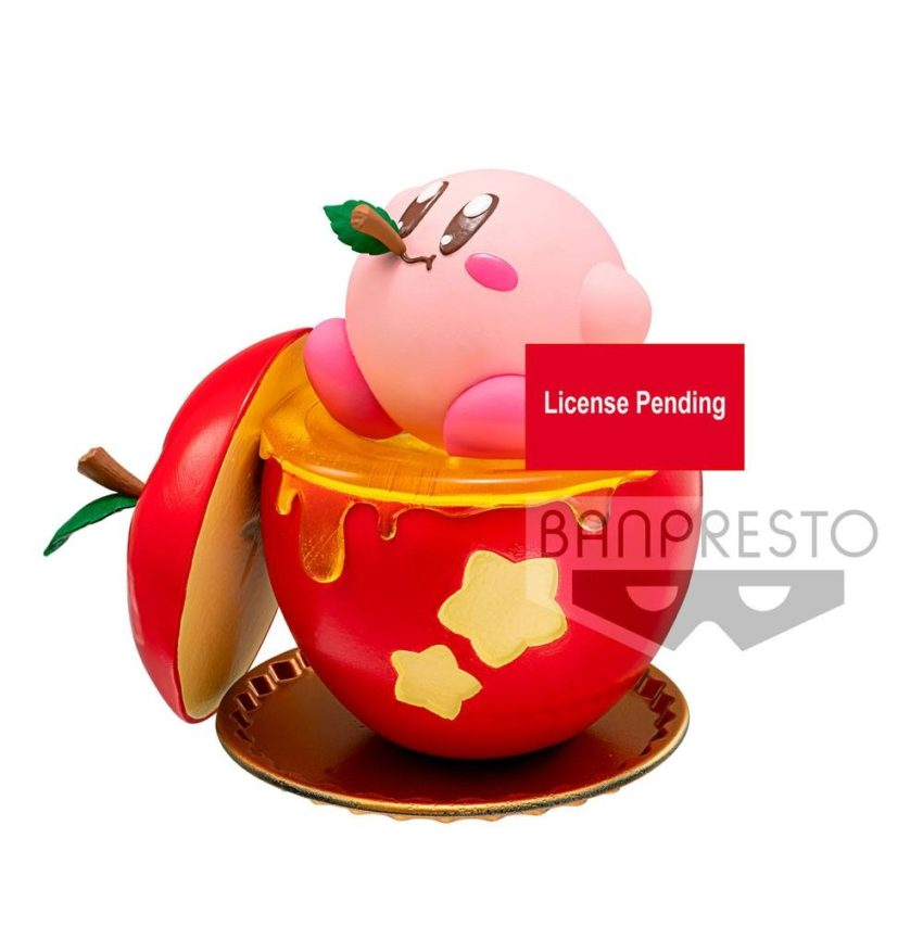 Kirby Q Paldoce Collection Vol. 1 Mini Figure Kirby Ver. A-0