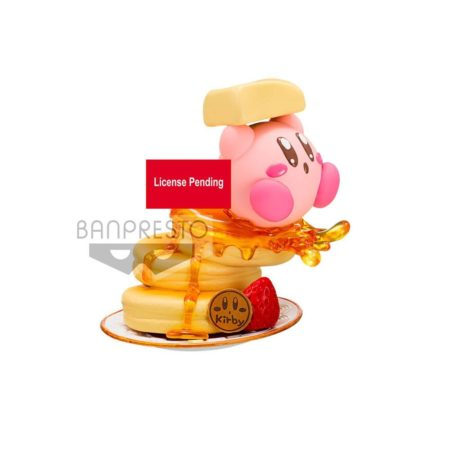 Kirby Q Paldoce Collection Vol. 1 Mini Figure Kirby Ver. C-0