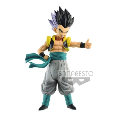 Dragon Ball Z Grandista Resolution of Soldiers PVC Statue Gotenks-0