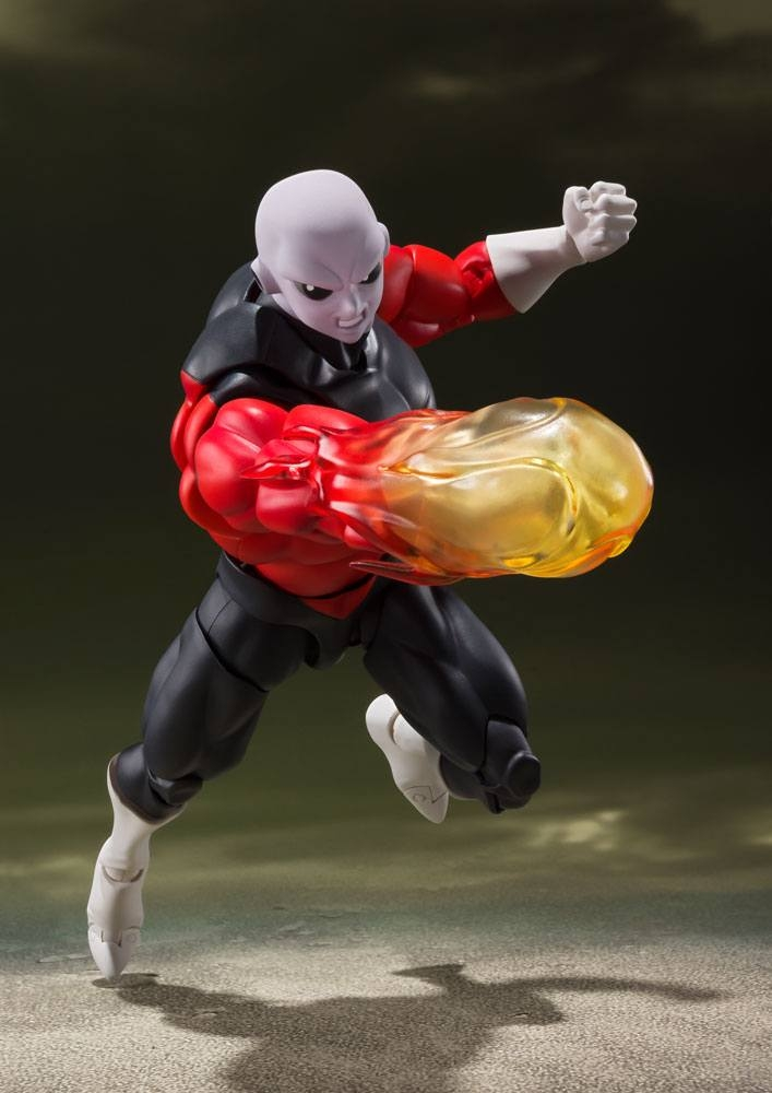Dragon Ball Super S.H. Figuarts Action Figure Jiren-15415