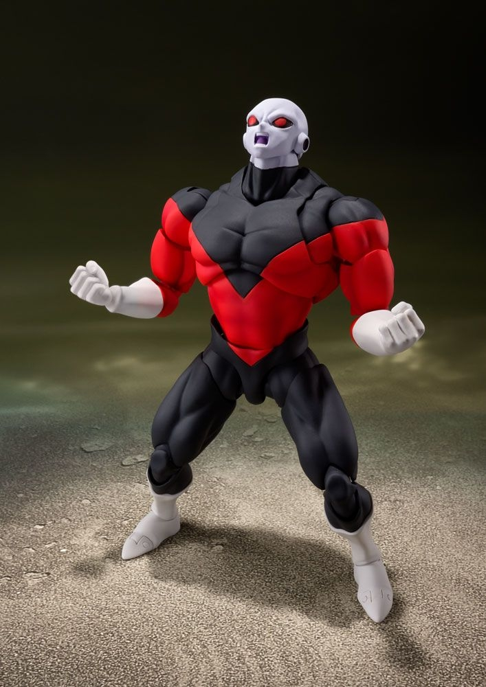 Dragon Ball Super S.H. Figuarts Action Figure Jiren-15418