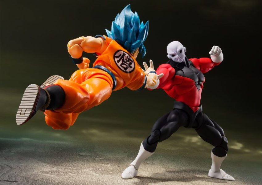 Dragon Ball Super S.H. Figuarts Action Figure Jiren-15420