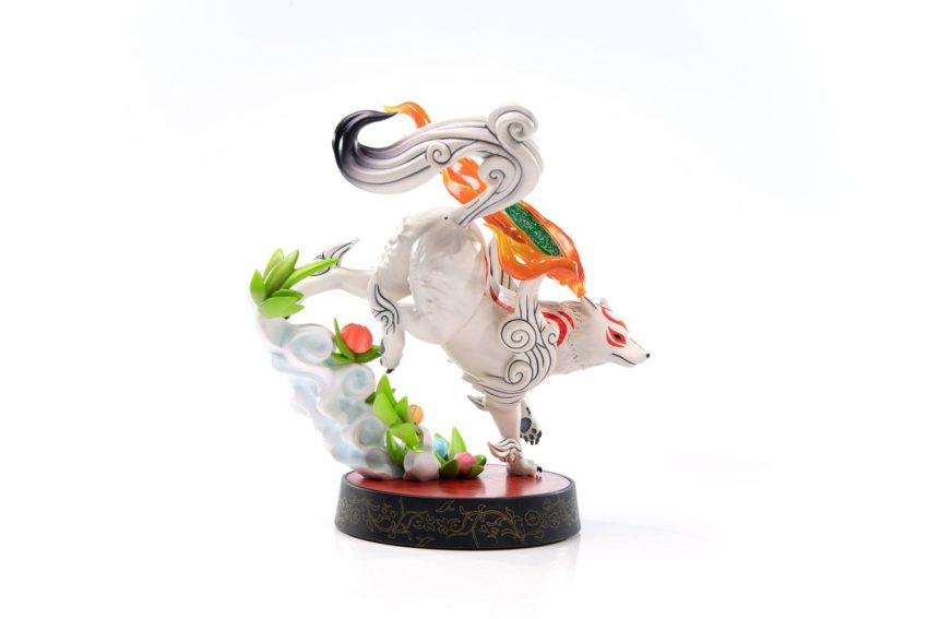 Okami PVC Statue Amaterasu-15388