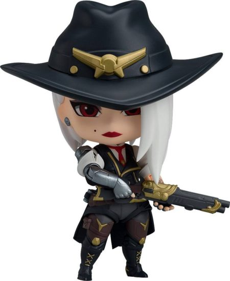 Overwatch Nendoroid Action Figure Ashe Classic Skin Edition-0