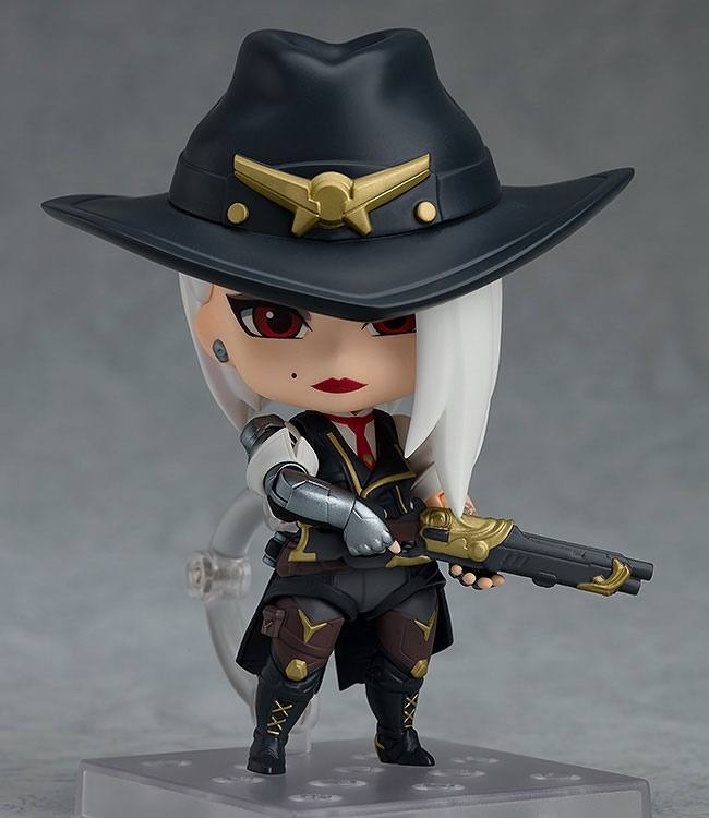 Overwatch Nendoroid Action Figure Ashe Classic Skin Edition-15375