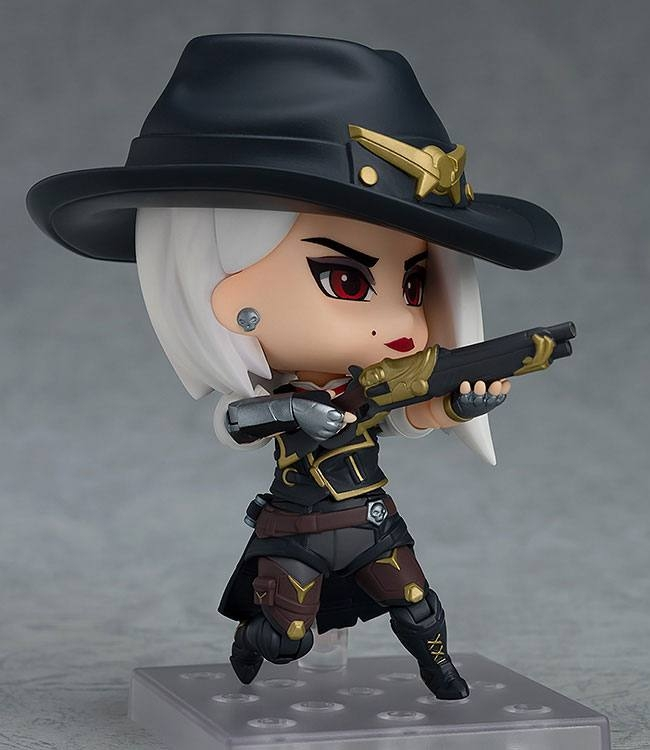 Overwatch Nendoroid Action Figure Ashe Classic Skin Edition-15376