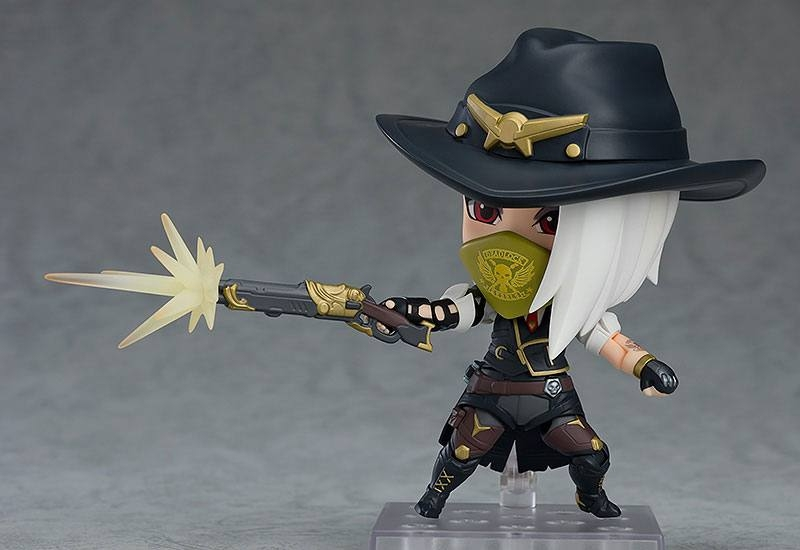 Overwatch Nendoroid Action Figure Ashe Classic Skin Edition-15380