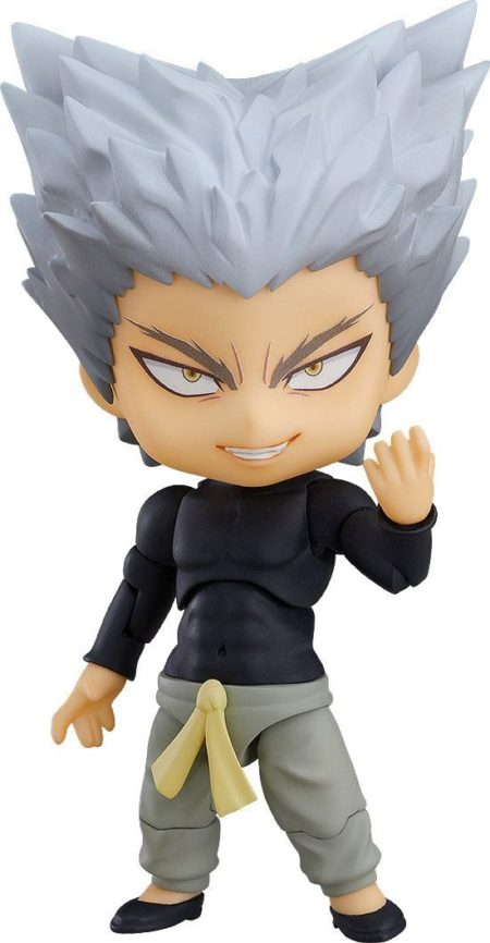 One Punch Man Nendoroid Action Figure Garo Super Movable Edition-0