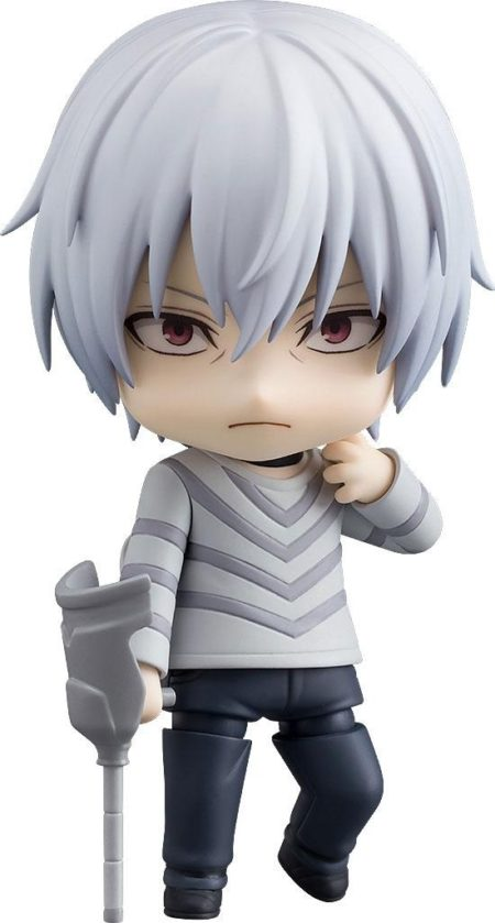 A Certain Scientific Accelerator Nendoroid Action Figure Accelerator-0