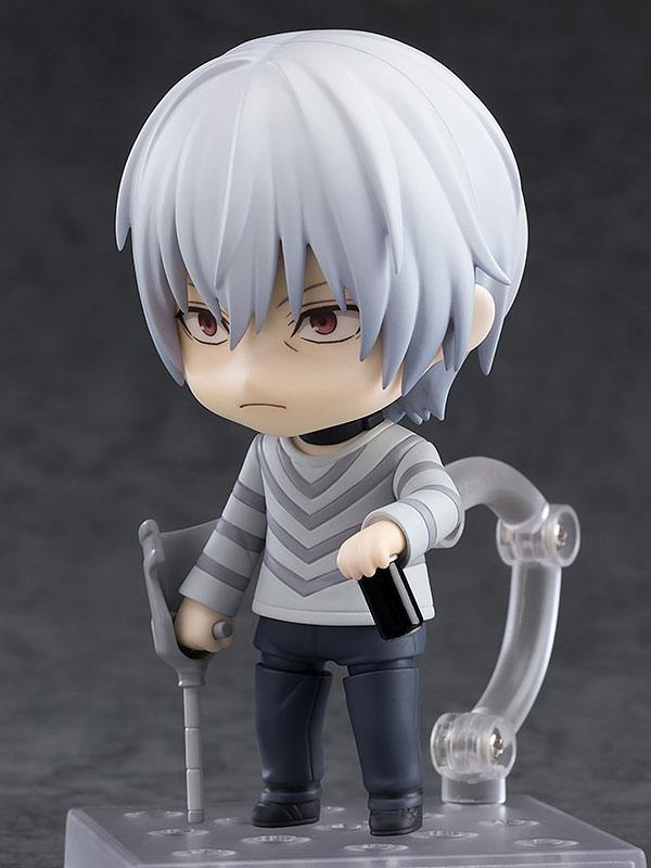 A Certain Scientific Accelerator Nendoroid Action Figure Accelerator-15568