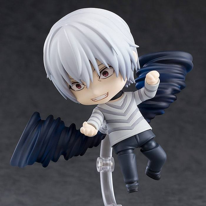 A Certain Scientific Accelerator Nendoroid Action Figure Accelerator-15570