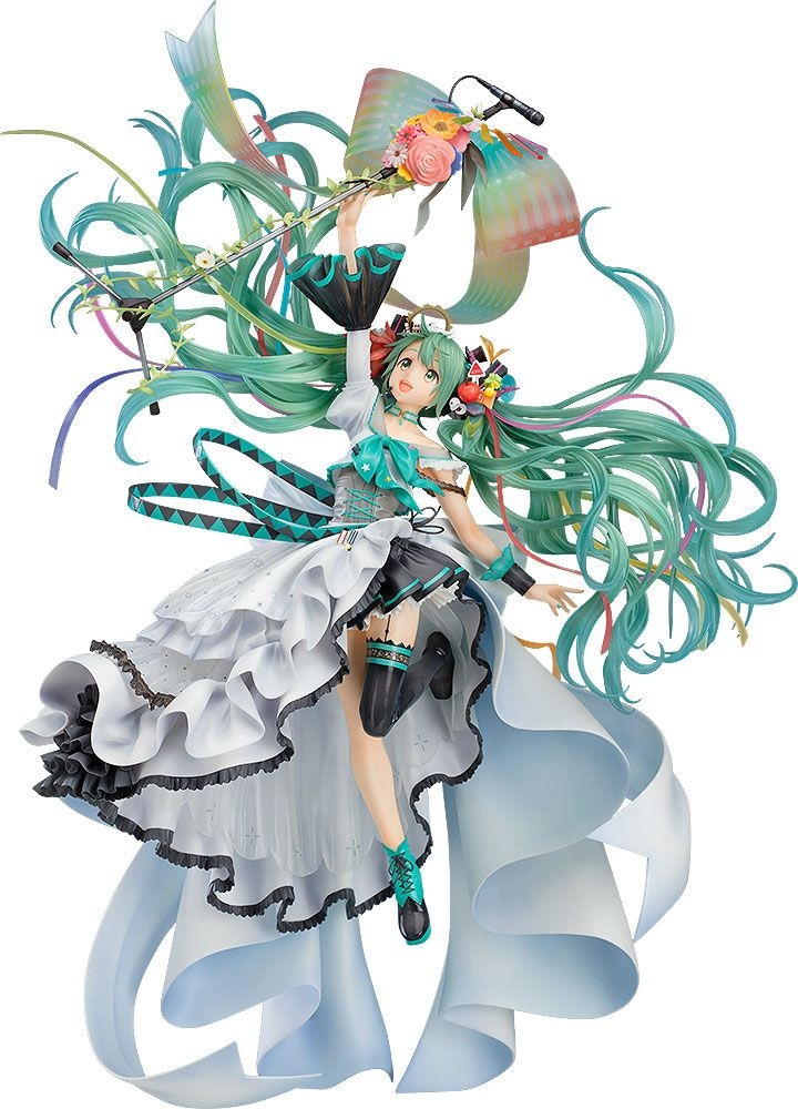 Character Vocal Series 01 Statue 1/7 Hatsune Miku Memorial Dress Ver.-0