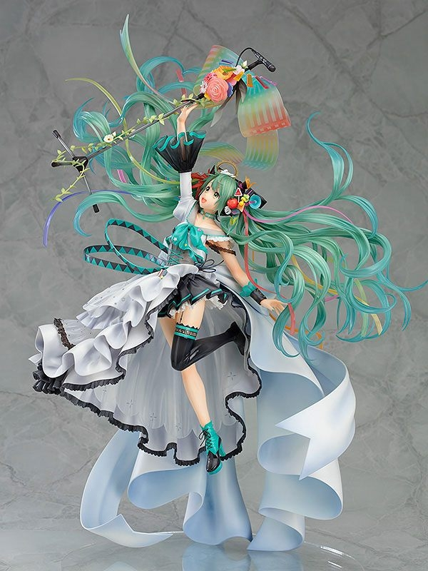 Character Vocal Series 01 Statue 1/7 Hatsune Miku Memorial Dress Ver.-15243