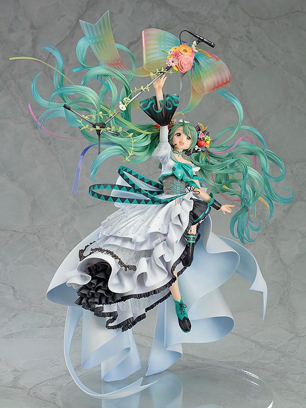 Character Vocal Series 01 Statue 1/7 Hatsune Miku Memorial Dress Ver.-15246