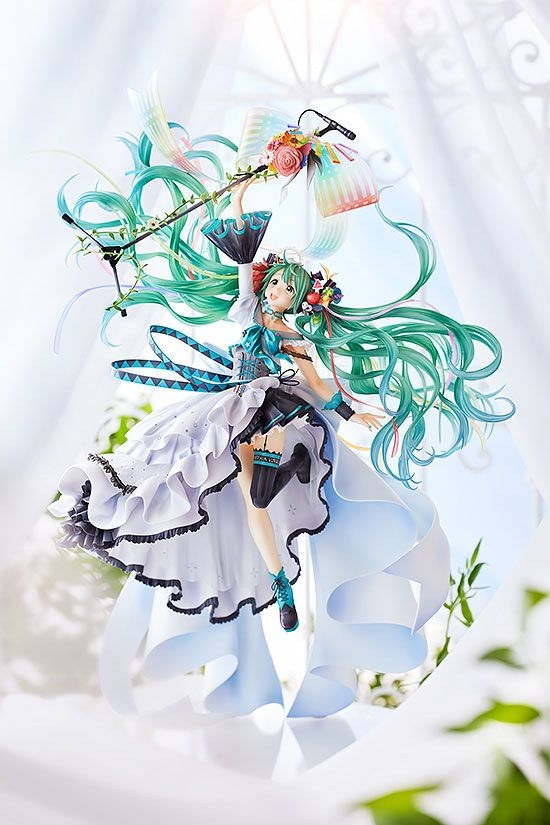 Character Vocal Series 01 Statue 1/7 Hatsune Miku Memorial Dress Ver.-15249