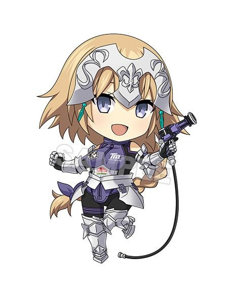 Good Smile Racing & Type-Moon Racing Nendoroid Action Figure Jeanne d'Arc: Racing Ver.-0