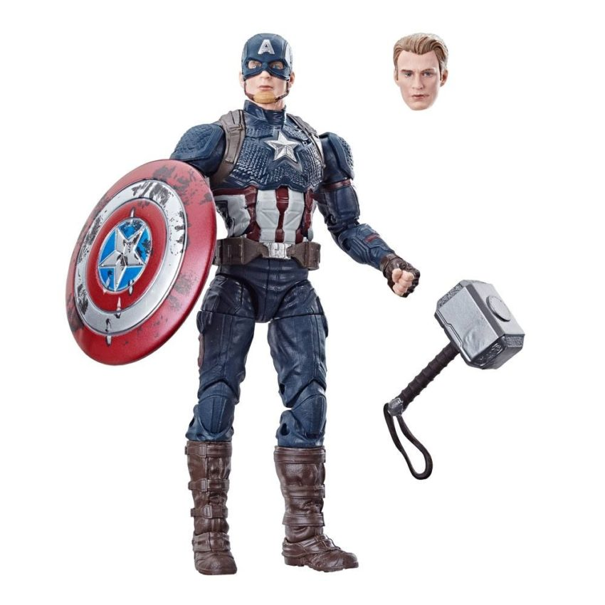 Marvel Legends Series Action Figure Captain America Power & Glory Exclusive-15144