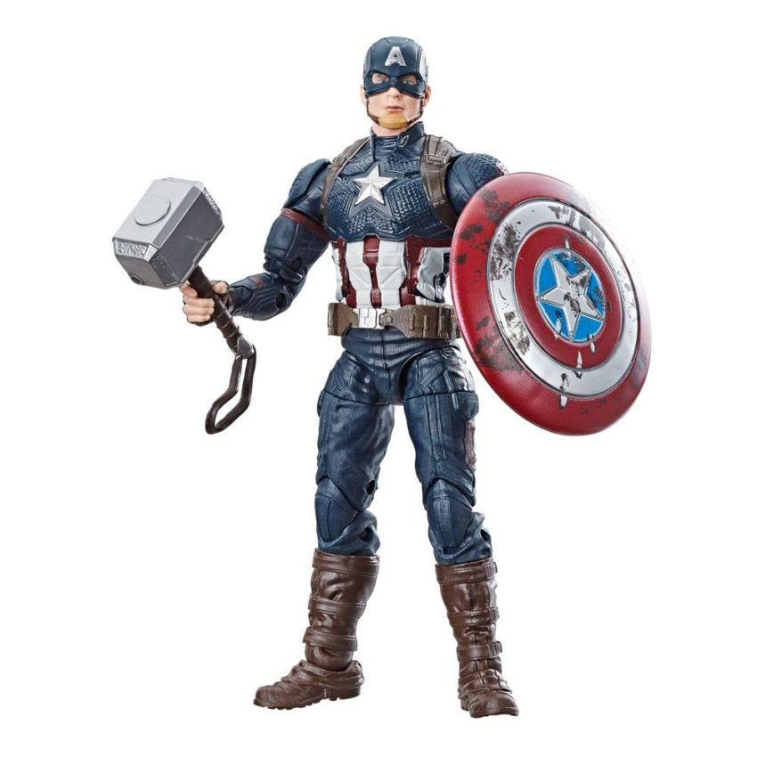 Marvel Legends Series Action Figure Captain America Power & Glory Exclusive-15145