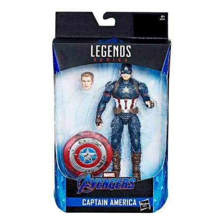 Marvel Legends Series Action Figure Captain America Power & Glory Exclusive-0