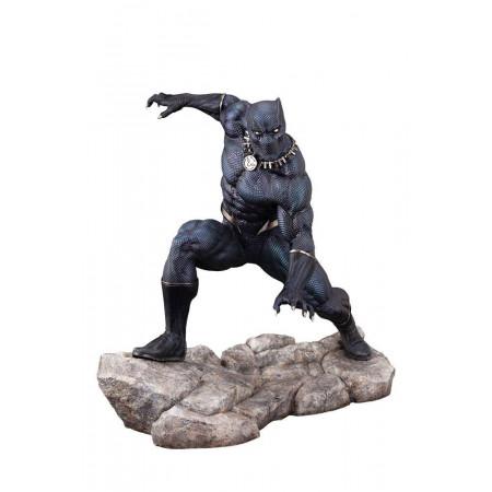 Marvel Universe ARTFX Premier PVC Statue 1/10 Black Panther-0