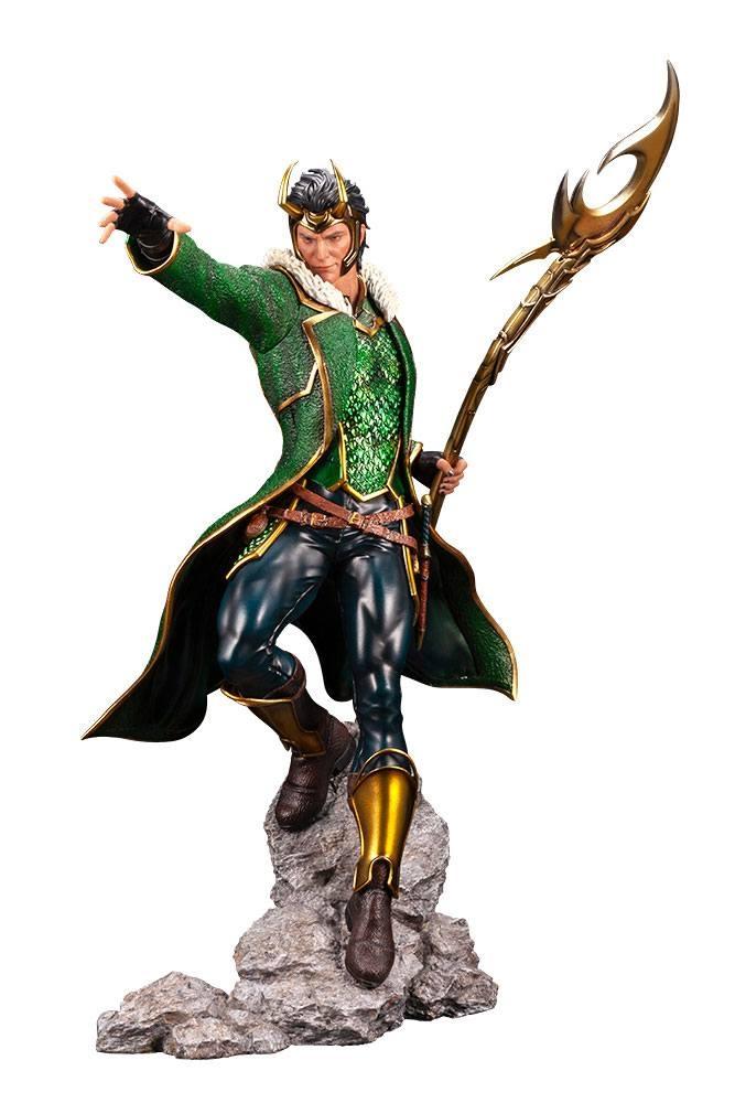 Marvel Universe ARTFX Premier PVC Statue 1/10 Loki-0