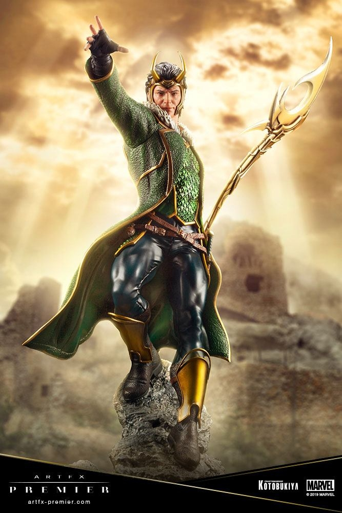 Marvel Universe ARTFX Premier PVC Statue 1/10 Loki-15530