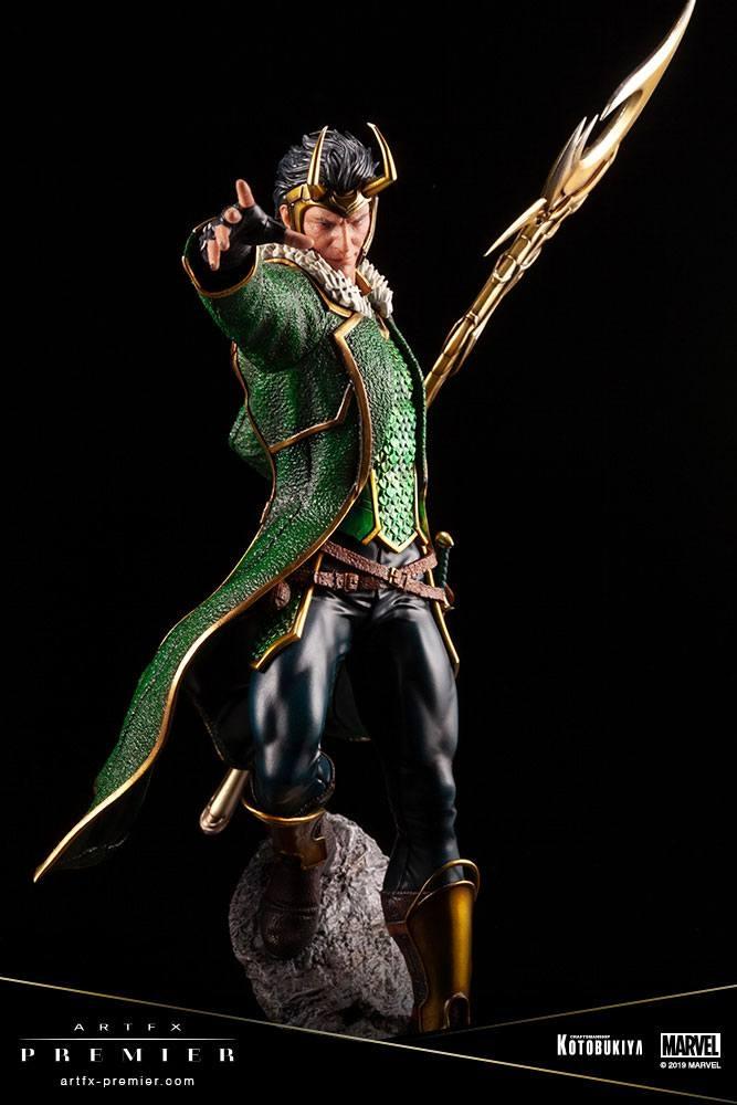 Marvel Universe ARTFX Premier PVC Statue 1/10 Loki-15529