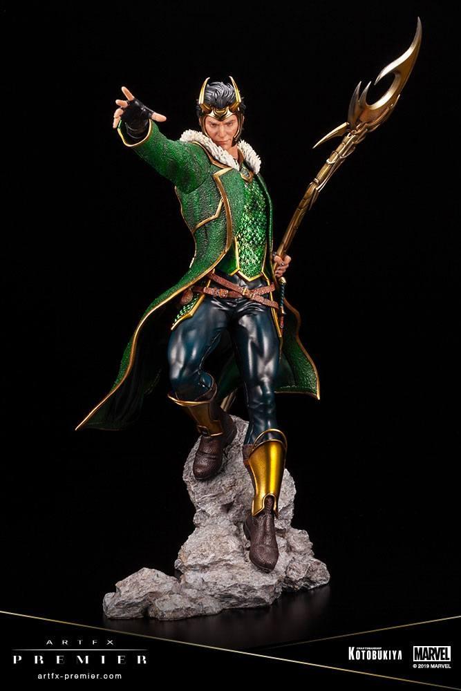 Marvel Universe ARTFX Premier PVC Statue 1/10 Loki-15532