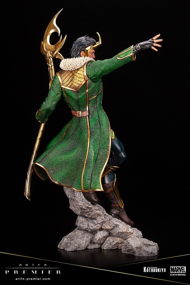 Marvel Universe ARTFX Premier PVC Statue 1/10 Loki-15533