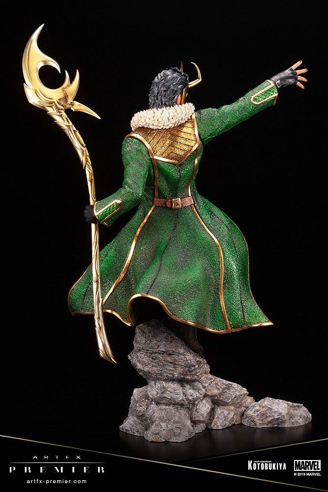 Marvel Universe ARTFX Premier PVC Statue 1/10 Loki-15534