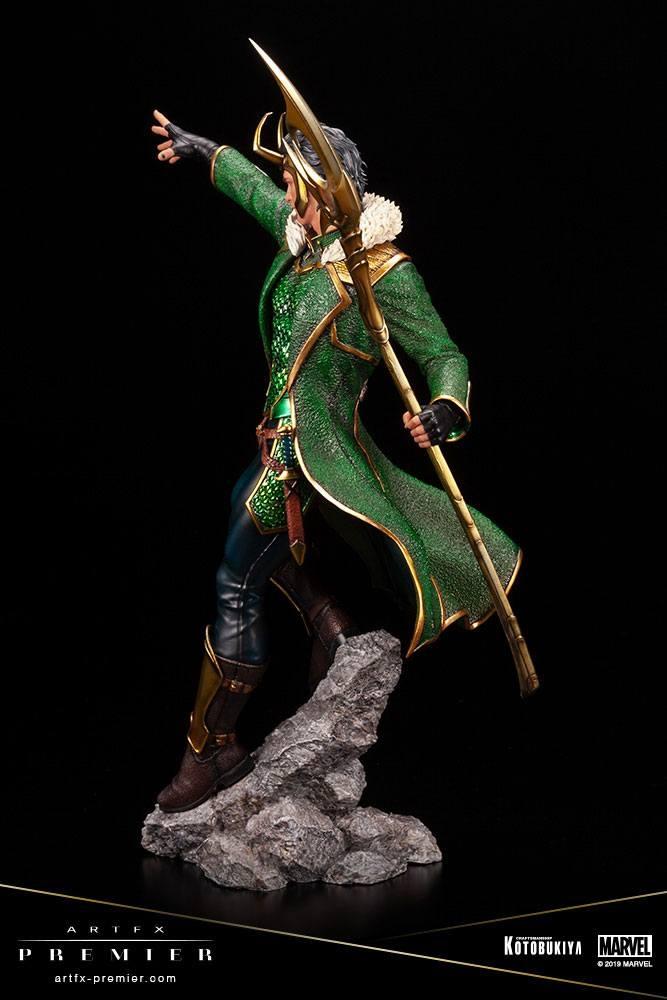 Marvel Universe ARTFX Premier PVC Statue 1/10 Loki-15536