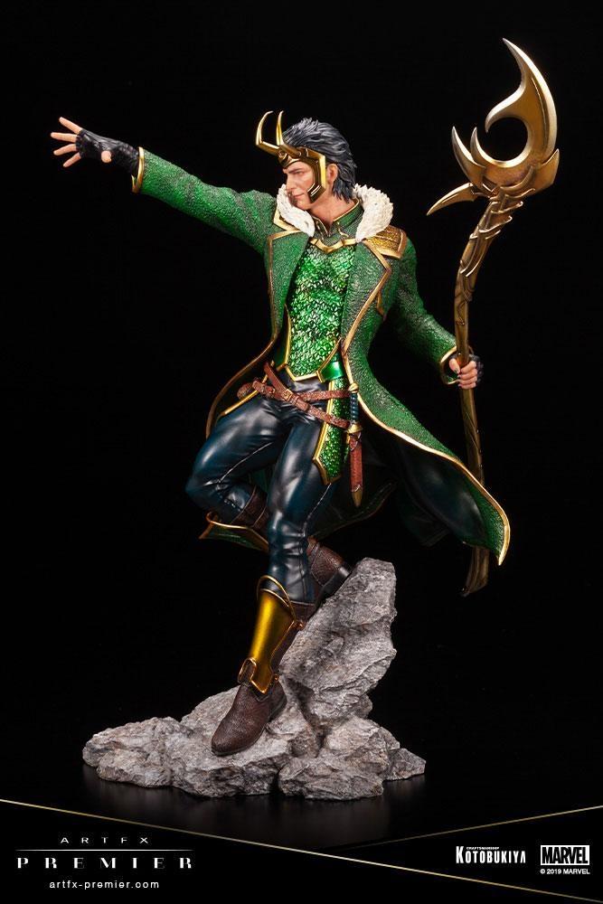 Marvel Universe ARTFX Premier PVC Statue 1/10 Loki-15537