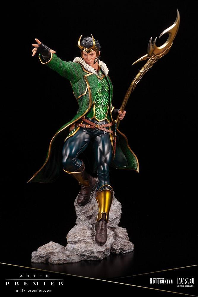 Marvel Universe ARTFX Premier PVC Statue 1/10 Loki-15538