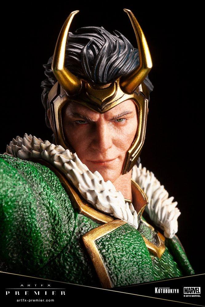 Marvel Universe ARTFX Premier PVC Statue 1/10 Loki-15539