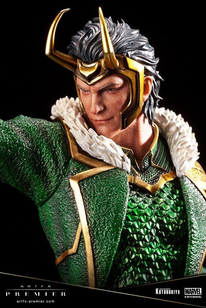 Marvel Universe ARTFX Premier PVC Statue 1/10 Loki-15541