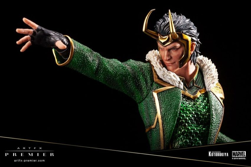 Marvel Universe ARTFX Premier PVC Statue 1/10 Loki-15543