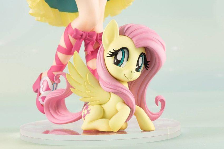 My Little Pony Bishoujo PVC Statue 1/7 Fluttershy-15478