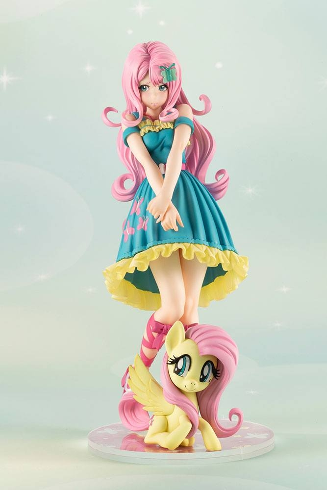 My Little Pony Bishoujo PVC Statue 1/7 Fluttershy-15480