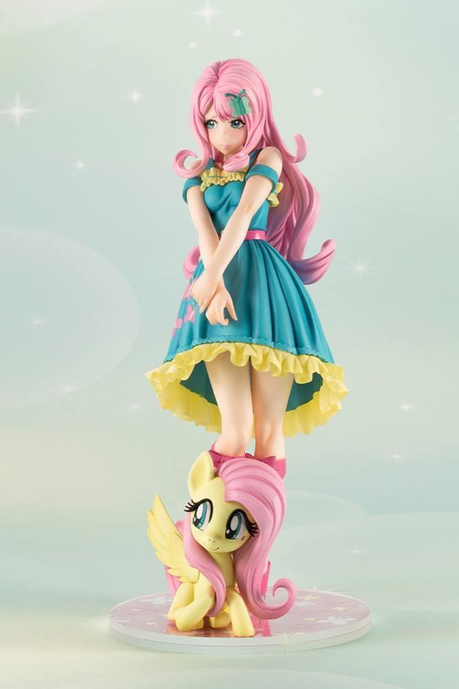 My Little Pony Bishoujo PVC Statue 1/7 Fluttershy-15481